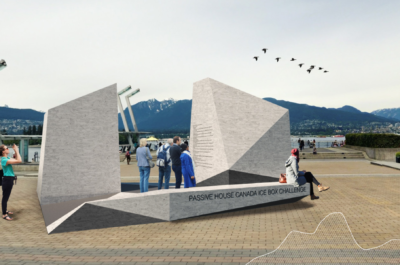 Ice Box Challenge comes to Vancouver to demonstrate the benefits of high-performance buildings